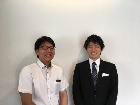 船井総合研究所の朝倉さんと吉田さん